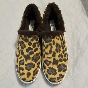 Blondo Gia Waterproof Suede Slip On Sneakers
